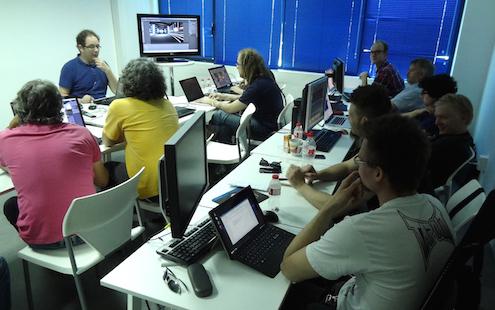 training_madrid