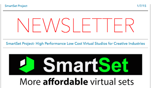 4th SmartSet Newsletter