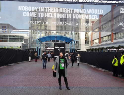 Slush 2016 – tech conference to rock your world!
